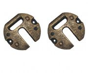12.85Kg Metal Weights (Pack of 2)